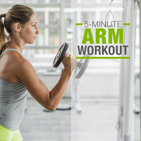 5-Minute-Arm-Workout