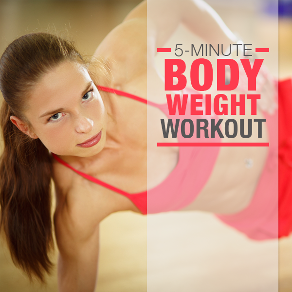 5-Minute-Body-Weight-Workout