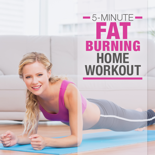 5-Minute-Fat-Burning-Home-Workout