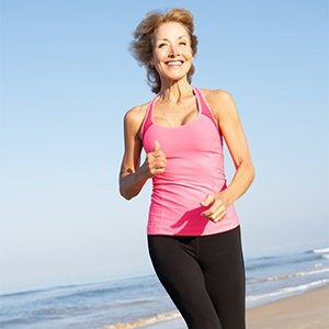 Workouts Keep Heart Rates Regular in Older Women