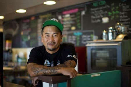 L.A. Chef Improves Food in Inner City