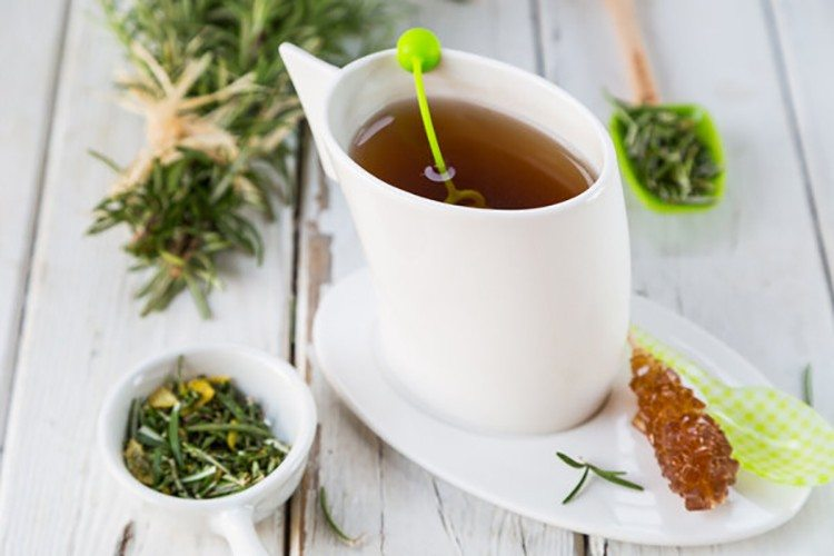Rosemary and Lemon Herbal Tea