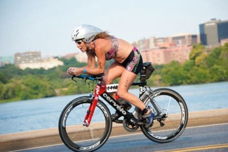Triathlons Test the Middle-Aged Athlete