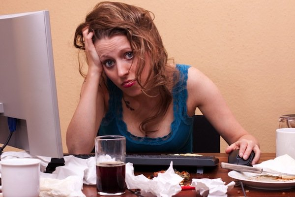 PTSD Symptoms & Food Addiction