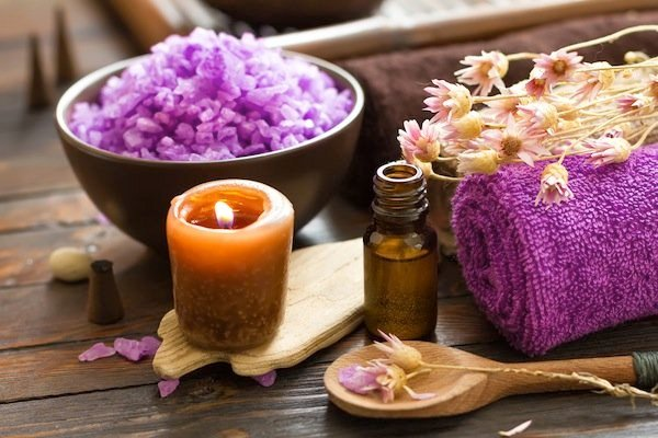Aromatherapy for Stress Reduction?