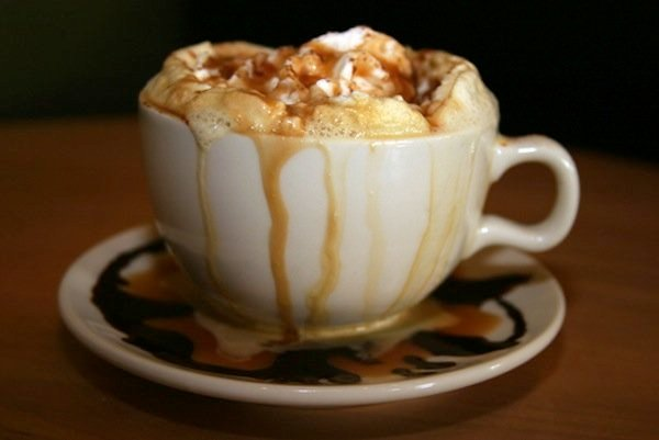Vegan Spice Pumpkin Latte
