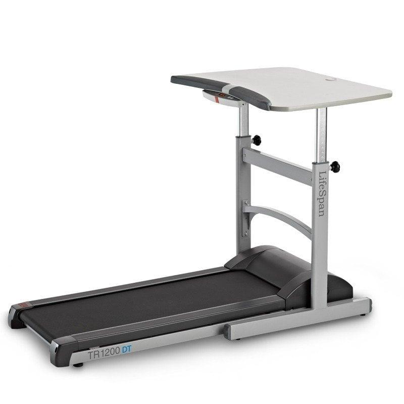 Treadmill Desk Cheap: LifeSpan TR1200-DT5 Treadmill Desk