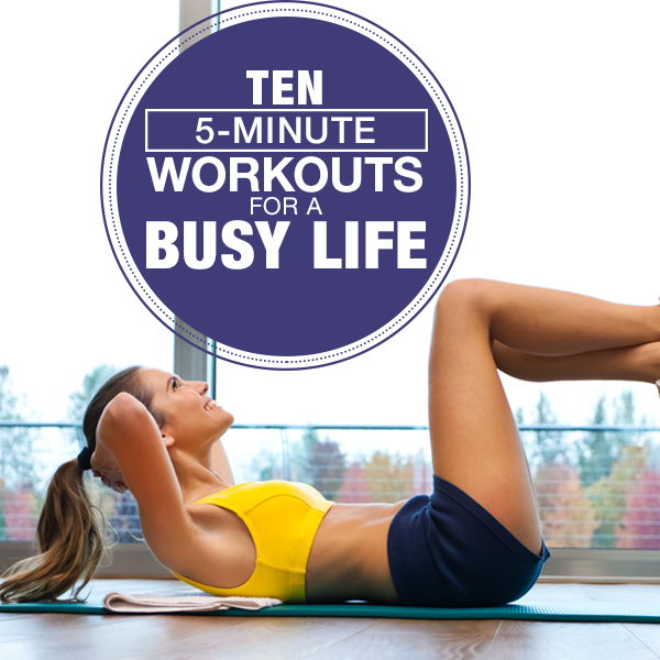 10-5-Minute-Workouts-for-a-Busy-Life