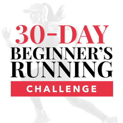 30-day beginners running challenge