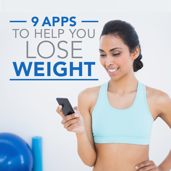 9-Apps-to-Help-You-Lose-Weight