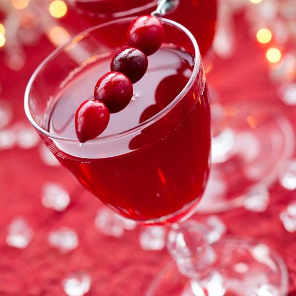 Cranberry Apple Sparkler