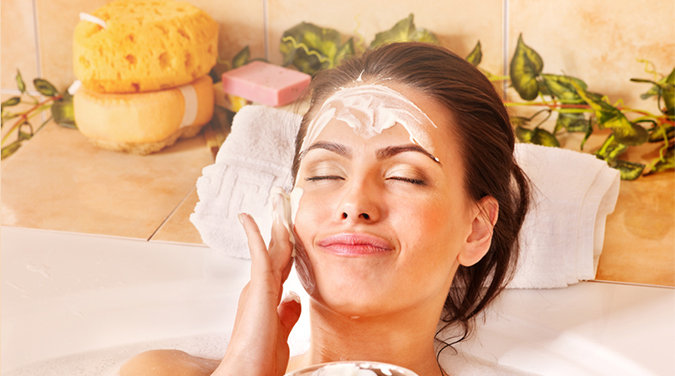 DIY Anti-Wrinkle Mask