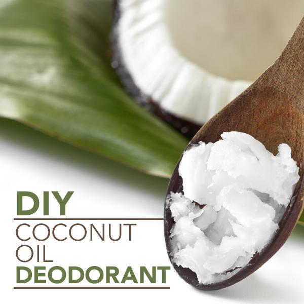 DIY Coconut-Oil Deoderant