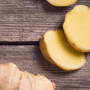 DIY Ginger Bath Detox