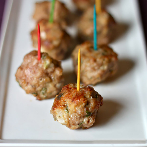 Spicy Tailgate Meatballs