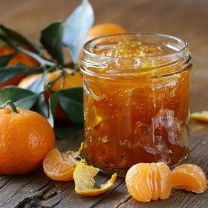 Honey Mandarin Marmalade