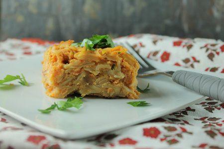 Cheesy Squash Casserole Recipe