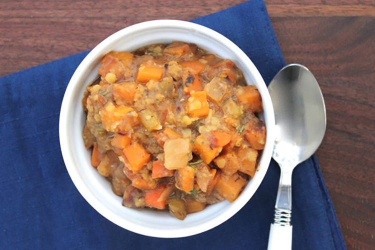 slow-cooker-red-lentil-and-butternut-squash-stew