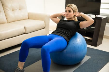 7 Medicine Ball Moves to a Stronger Core