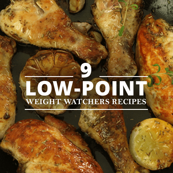 9-Low-Point-Weight-Watchers-Recipes