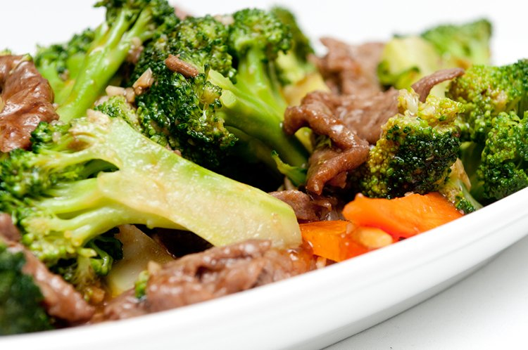 Asian quick and easy beef and broccoli asian style beef broccoli forumfinder Gallery