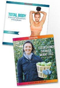 Total Body Transformation & Clean Eating Overhaul Bundle