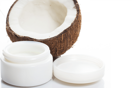 DIY Shea-Coconut Oil Body Butter
