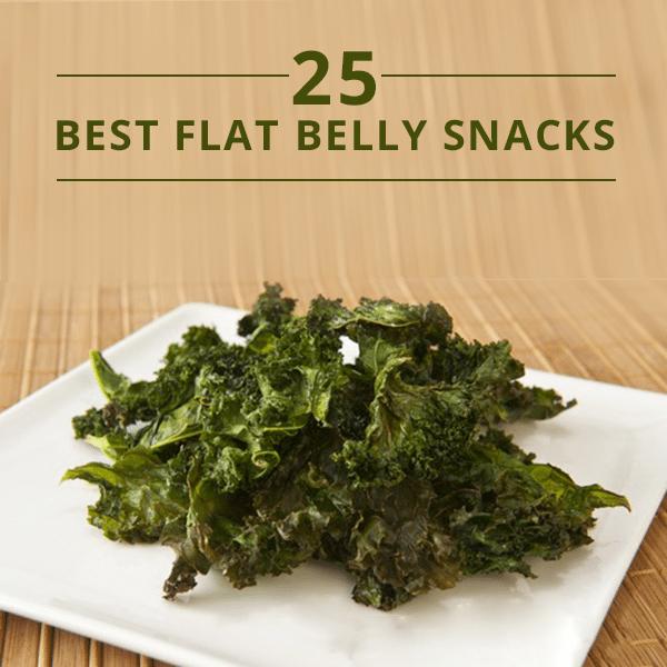 25-Best-Flat-Belly-Snacks
