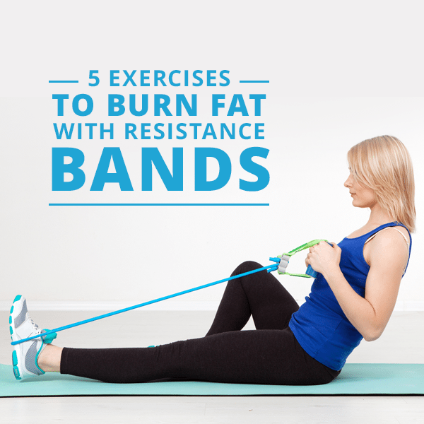 5-Exercises-to-Burn-Fat-with-Resistance-Bands