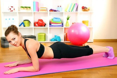 5-Minute Fat Burning Home Workout