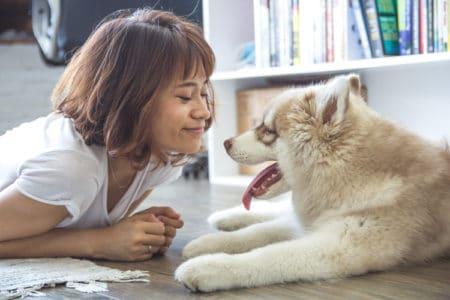 6 Ways a Pet Can Make You Healthier