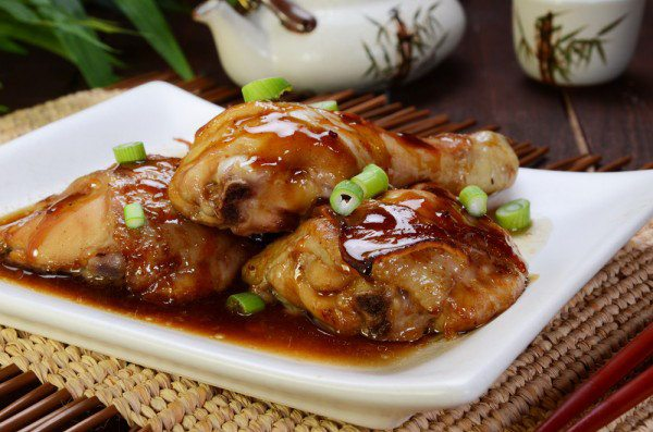 Hoisin Chicken