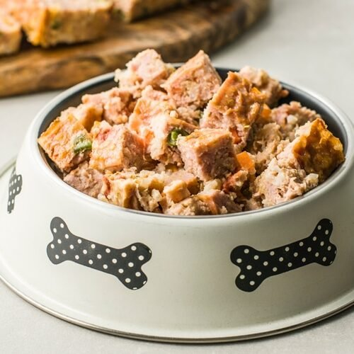 Healthy Turkey Loaf Recipe For Dogs