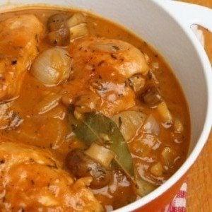 One-Pot Chicken Chasseur
