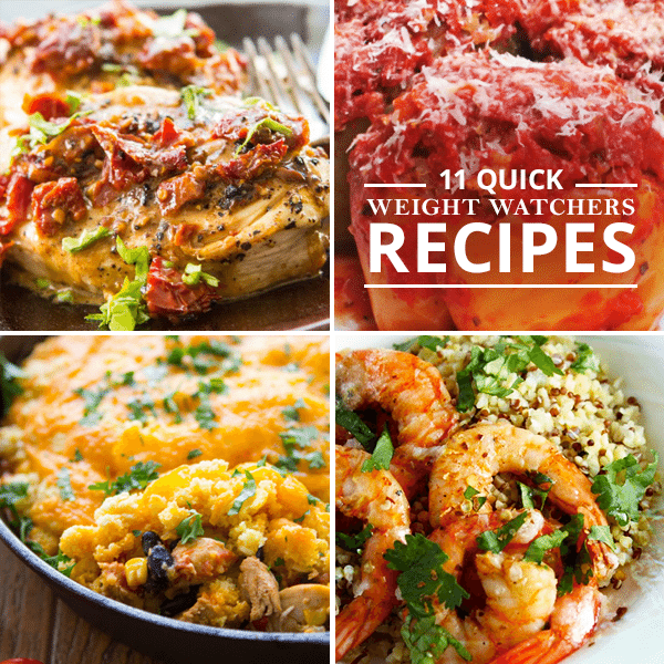 Build your repertoire of recipes that will make it easier, and tastier, than ever before to stay on track with your Weight Watchers goals. Our recipe list contains breakfasts, lunches, dinners, and snacks with only clean, whole ingredients and each one is guaranteed to keep your Points in check!