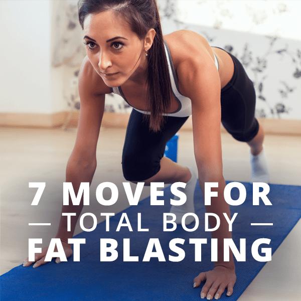 Fat Blasting Moves