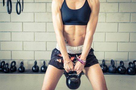Beginner's CrossFit Workout