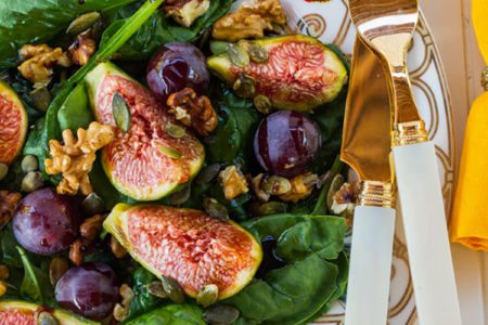 9 Beautiful & Fresh Spring Salads