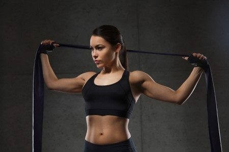 4 Week Resistance Bands Challenge: Week 1 – Arms