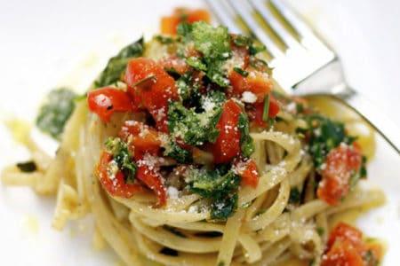 Sicilian 'Cart Drivers' Pasta