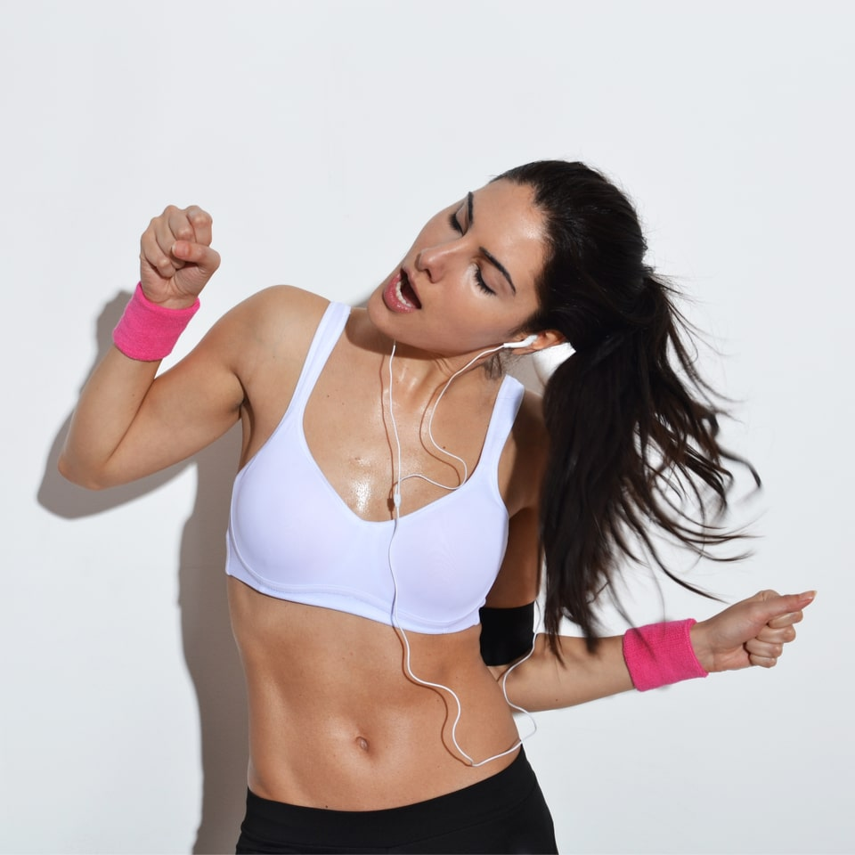 Skinny Ms. Fast Workout Calendar and Playlist Schedule