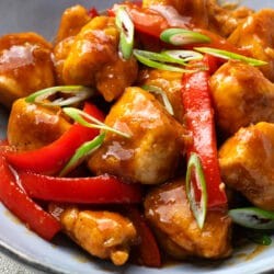 Our General Tso's chicken recipe is made with healthier ingredients that you can feel good about!