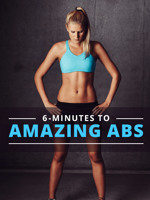 Total Body Makeover in 5 Minutes Flat