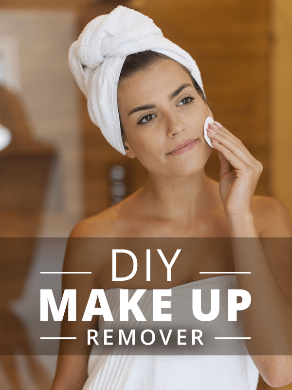 Remove Your Make Up Naturally