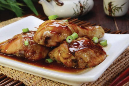 Hoisin Chicken