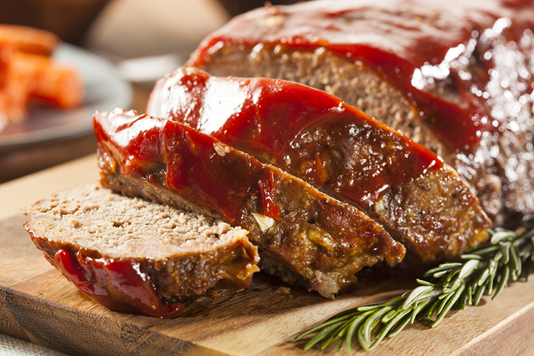 Slow Cooker Mexican Meatloaf Recipe