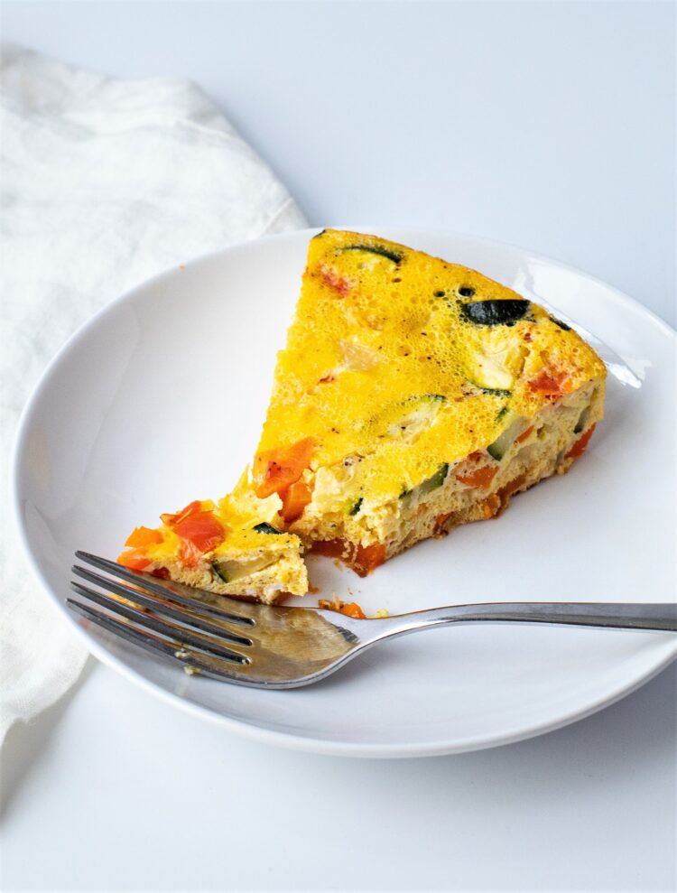 Impress your guests with this delightful, high-protein breakfast.