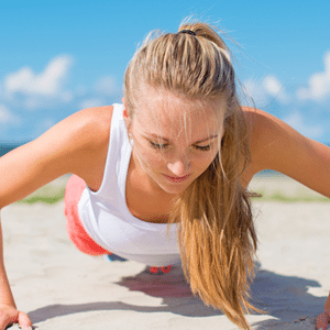 7 Weightless Moves for a Summer Body