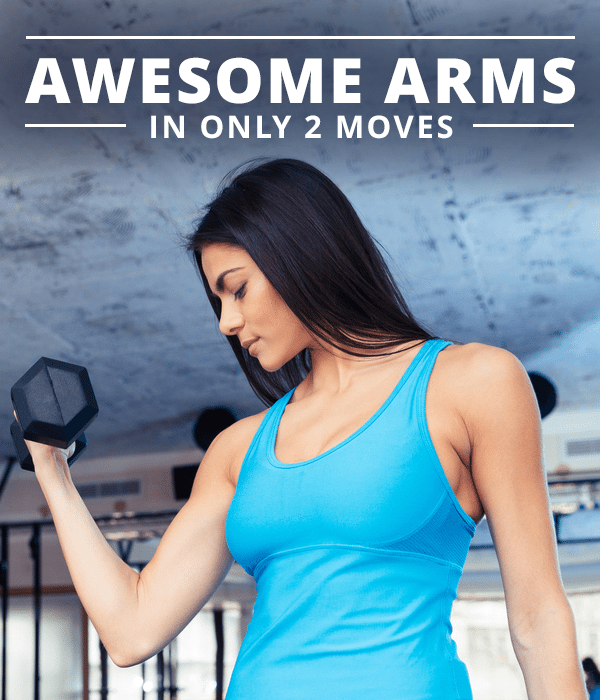 Simple Moves for Toned Arms