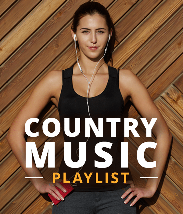 Country Music for Your Workout